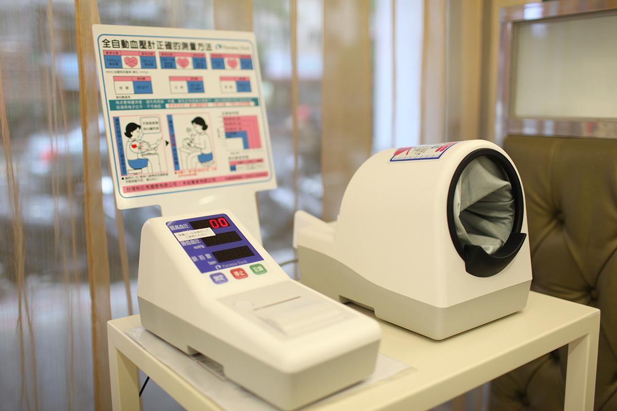 日本Parama 治療型電子血壓計